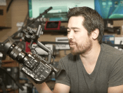 Sony PXW-FS5 Camera Hands-On Preview The Camera Store
