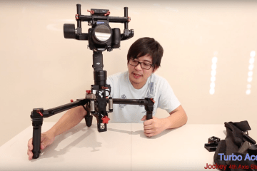 Turbo Ace Jockey 4th Axis Stabilizer Overview