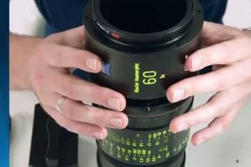 ARRI/ZEISS: Installing the Master Anamorphic Lens Flare Set