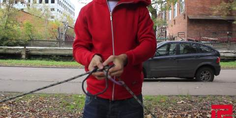 Rottor Digital CableCAM : How to install a rope
