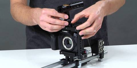 Wooden Camera Panasonic GH4 Accessory Kits Overview