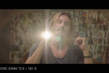 Comprehensive Anamorphic Lens Test With The COOKE ANAMORPHIC / i
