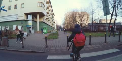 LANPARTE LA3D Gimbal Bike Mount Test
