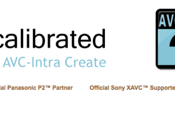 Calibrated AVC-Intra