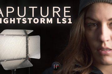 Aputure Light Storm LS1 LED Light Review from Neumann Films