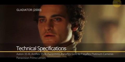 Masterclass: John Mathieson on Choosing Lenses Part 1 via Cooke Optics