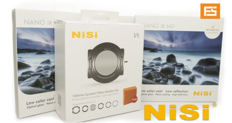 Review of the NISI Filters System V5
