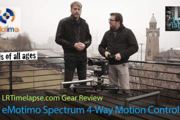 First Impressions of the Emotimo Spectrum 4-way Camera Head