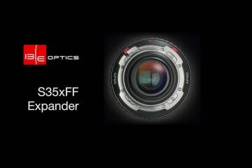 IB/E S35xFF Expander Overview from Band Pro Film & Digital