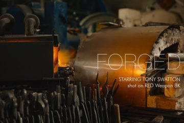 """Phil Holland's """"FORGED"""" shot on the RED Weapon 8K"""