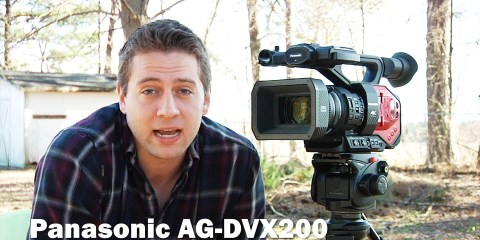 An Owners Account Of What The Panasonic AG-DVX200 Is Really Like
