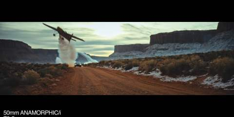 CHAIN REACTION Edits: Shot With COOKE Anamorphic /i Prime Lenses