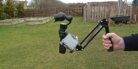DJI OSMO Simple DIY 4-axis Rig