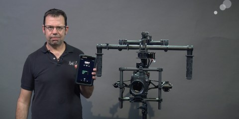 Freefly Systems Akira Firmware Beta for MōVI AbelCine