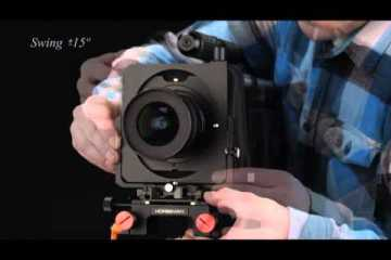 HORSEMAN TS-Pro Tilt/Shift With Conventional Lenses: