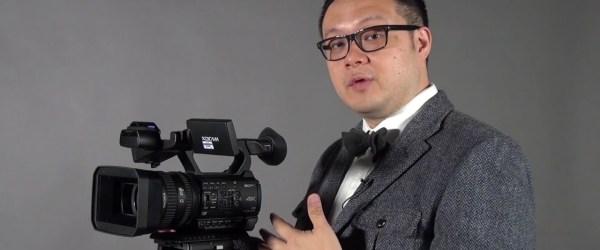 Sony PXW-Z150 Review