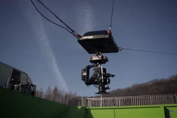 NEWTON on Skywalker Systems Korea 3D Wire Cam