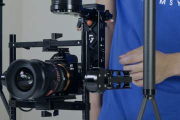 A brief overview of the Gremsy gStabi H7 3-axis gimbal