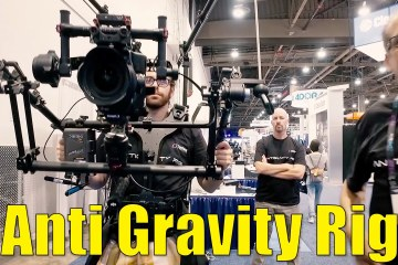 A Look At The Cinema Devices Anti Gravity Rig at NAB 2016 from Hank Strange