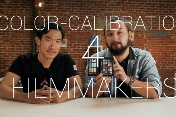 Four Minute Film School: How to Colour Calibrate for Filmmaking