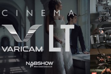 Panasonic VariCam LT From the NAB 2016 Showroom Floor