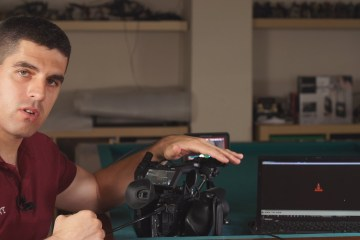 Configuring Streaming On Sony PXW-FS5 and X70 Cameras