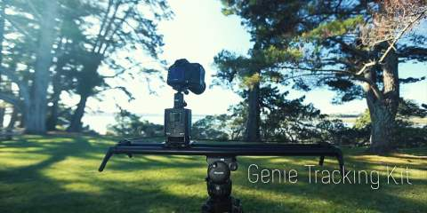Syrp Genie Kits and Multi Axis Motion Control
