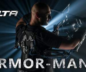 Dedo are stocking the Armor-Man gimbal support system now