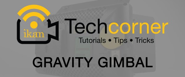 Gravity 3-Axis Handheld Gimbal System