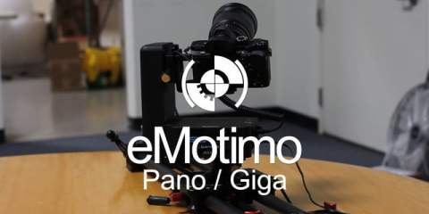 A Quick Look At eMotimo Spectrum st4 Fast Pano / Gigapixel Shooting