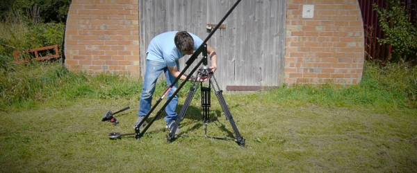 H5 A Compact Pro Camera Jib By Hague Camera Supports