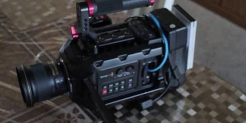 URSA Mini CFast to SSD $120 Converter