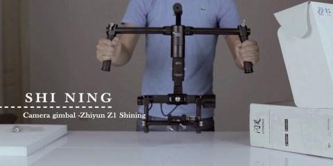 Zhiyun Z1 Shining 3-axis Gimbal