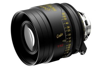 Cooke Optics panchro classic 152mm