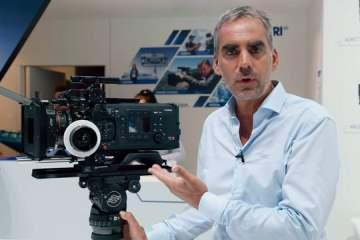 A Look at ARRI Pro Camera Accessories from IBC