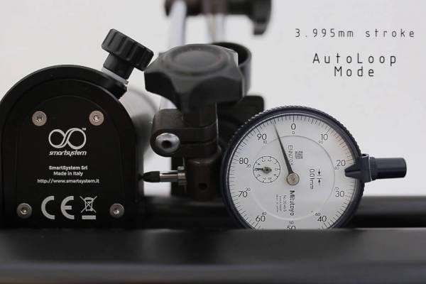 A Quick & Dirty SmartSystem DigiDRIVE Portable on Reflex S Slider Repeatability Test