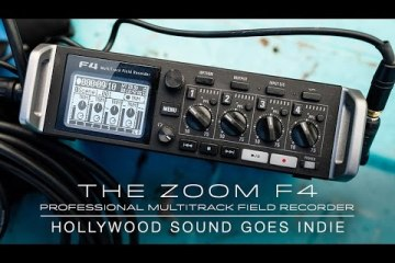 The Zoom F4 With Hollywood Sound Goes Indie