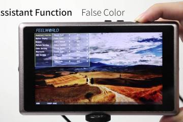 Feelworld G55 5.5″ Monitor