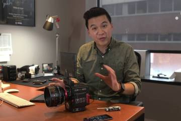 Spotlight on the RED EPIC-W with AbelCine