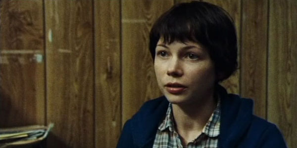 Michelle Williams dans Wendy & Lucy