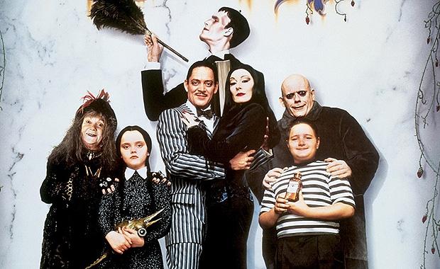 """Cómo están los actores de """"Los locos Addams"""", antes y después"""
