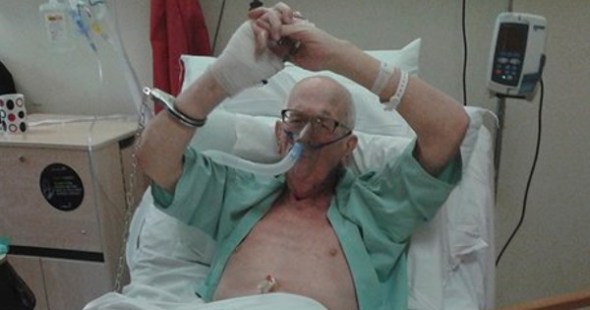 Norman Hodges afirma haber matado a Monroe