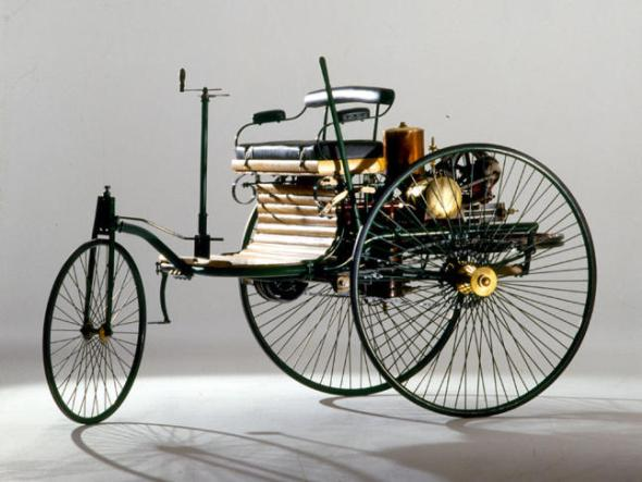 Primer carro de Karl Benz