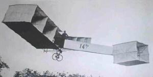 Avión de Alberto Santos Dumont