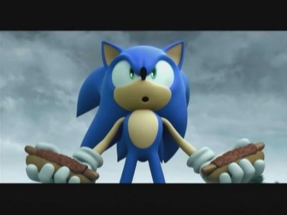 Chilli Dogs de Sonic