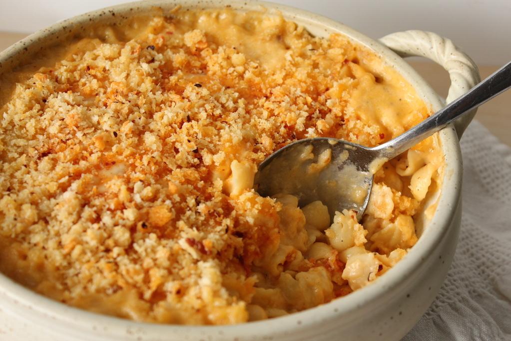 Baked Macaroni and Cheese - Cinnamon and Toast