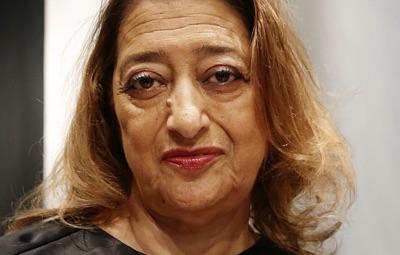 英建築家のザハ・ハディド氏が心臓発作で死去