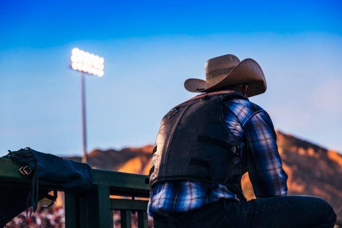 Pioneer Days Rodeo Ogden Utah