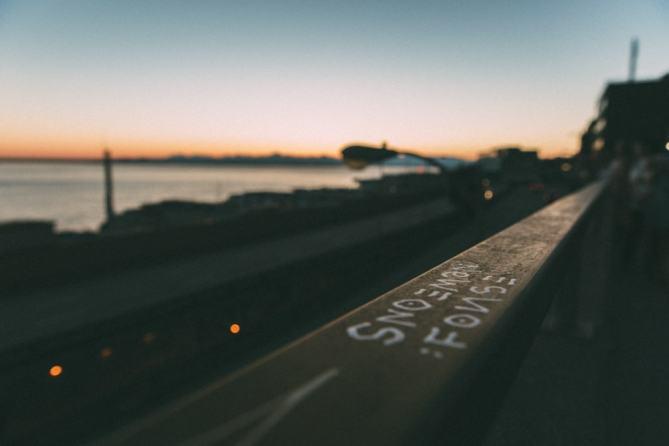 Sunset Seattle Washington