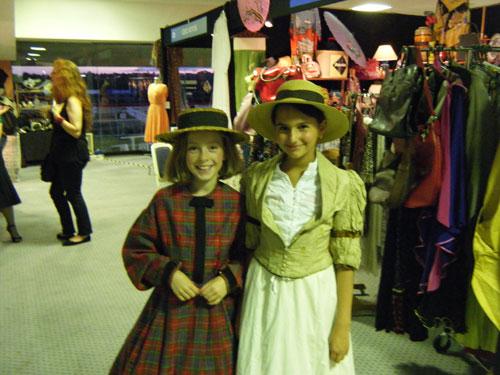 contest winners sydney vintage clothing show circa